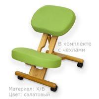 Фотография Smartstool KW02 с чехлом — деревянный коленный стул