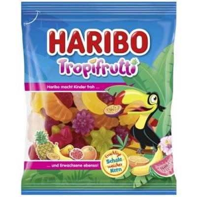 słodycze świata Haribo Tropi Frutti