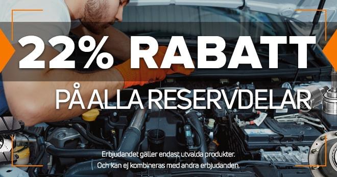 Autodoc rabattkod 22% rabatt