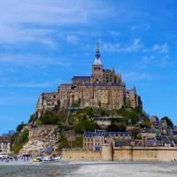 西洋の驚異!「モン・サン=ミシェル(Mont Saint Michel)」