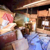 ニッチツ鉱山と小倉沢集落