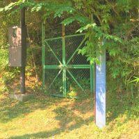 宇都宮市の八幡山公園内にある「旧陸軍地下司令部壕」