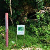 宮古島市にある「宮古南静園の機関銃壕」