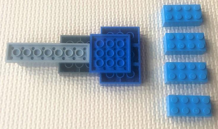 レゴ 宇宙戦艦
