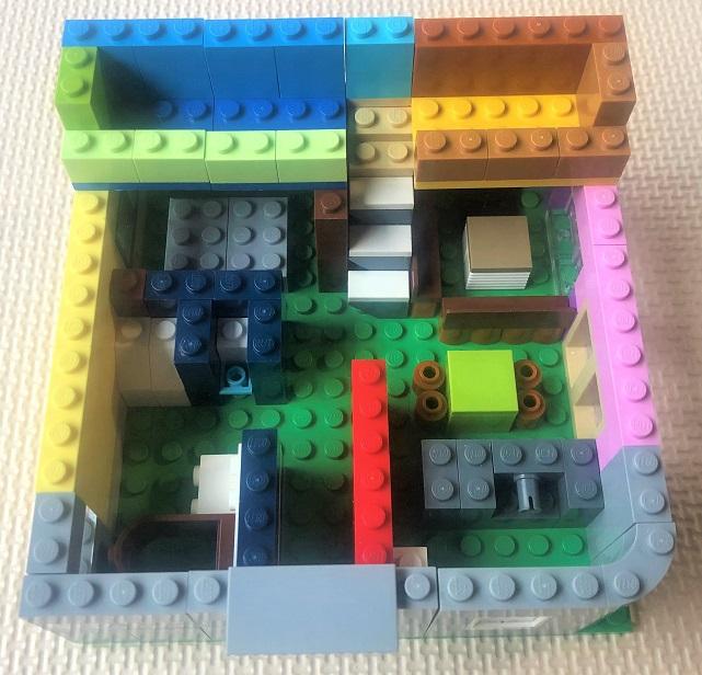 レゴ 家の自作レシピ