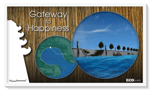 ECOncrete | Gateway to Happiness