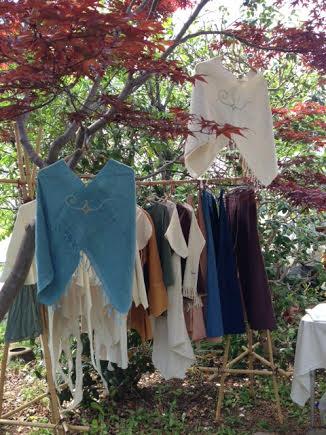 mauko-pirika展示風景・庭