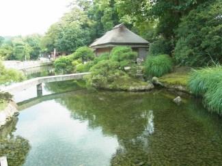 Koraku-en park