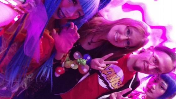 Bianca and Sören with Monster Girls