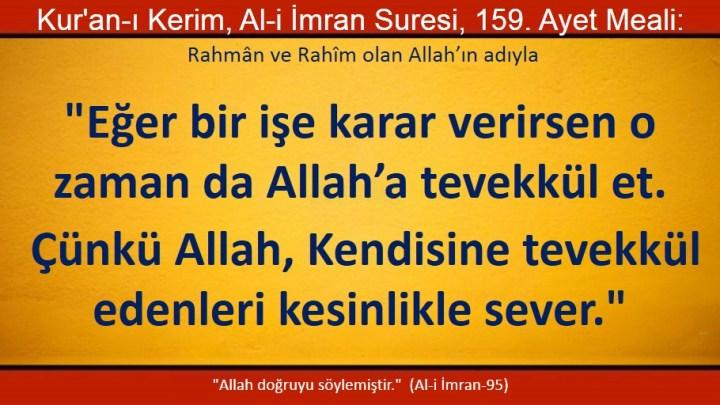 Ali imran 159