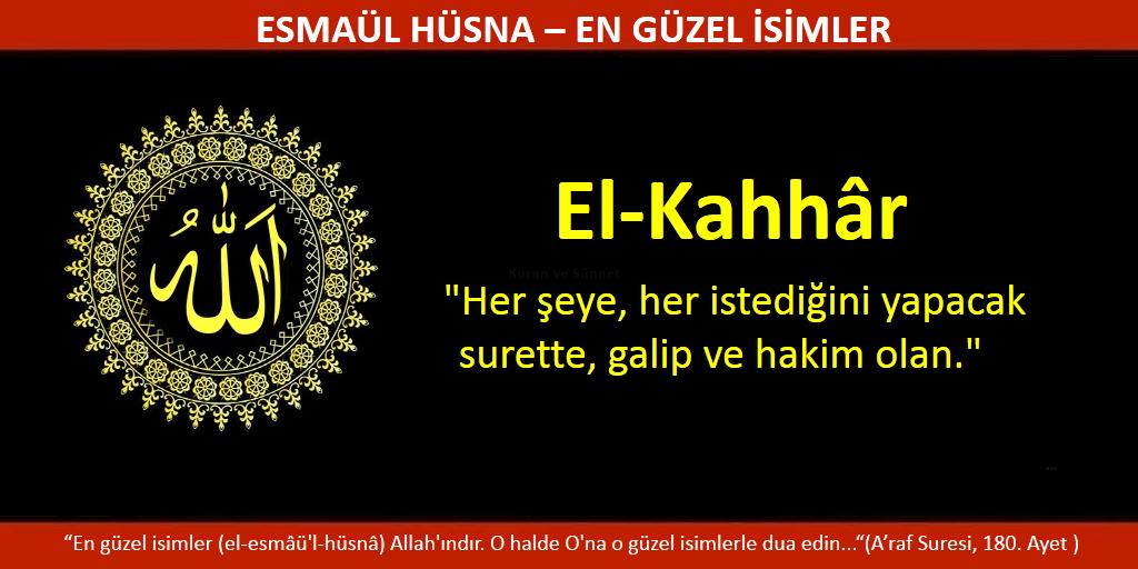 EL KAHHAR