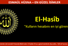 Photo of EL HASİB