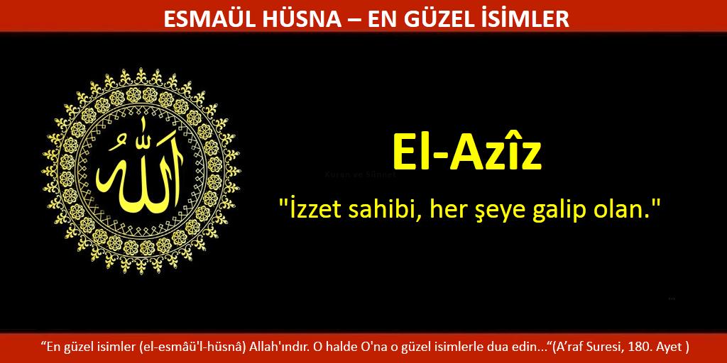 EL AZİZ