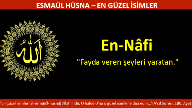 Photo of EN NAFİ