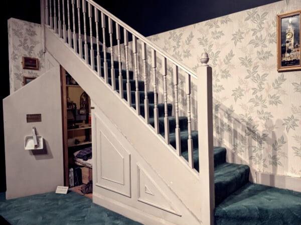 ハリーの部屋