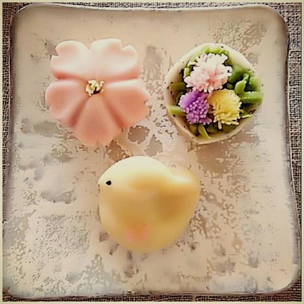 赤坂青野 和菓子
