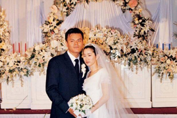 パクジニョンさんの結婚式の画像
