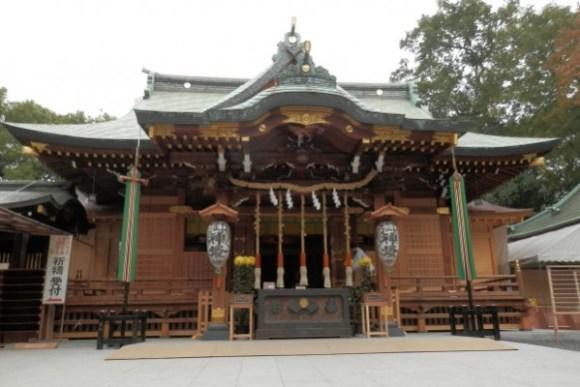 酉の市足立区花畑大鷲神社
