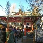 越谷香取神社の初詣の混雑とおみくじの種類や順番時間やアクセスは?