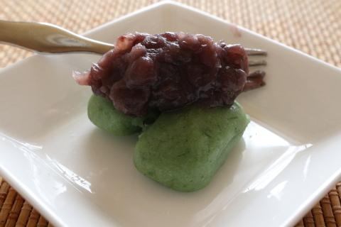 西新井大師草だんご田口屋菓子舗