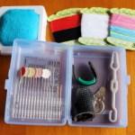 裁縫セット小学生男子おすすめは?楽天でシンプルなタイプ購入しました