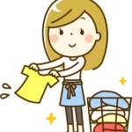洗濯物の部屋干しを早く乾かせる場所や干し方や洗剤選びのコツは?
