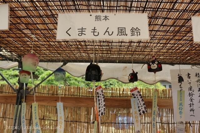 西新井大師風鈴祭り
