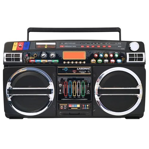 LASONIC BLUETOOTH BOOMBOX