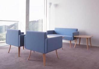 客室 ソファ・テーブル