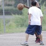 バスケジャンプ力