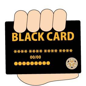 ブラッククレジットカード