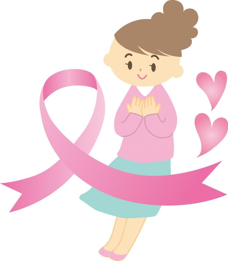乳がん検診ピンクリボン
