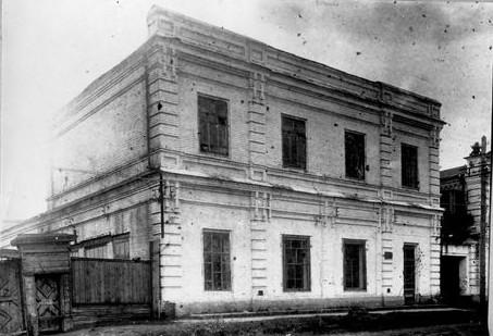 Торговый дом купцов Ижболдиных, ул.Климова, 74