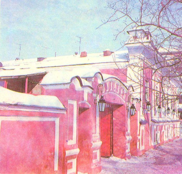 Жилой дом Иконниковых, ул.Советская, 123