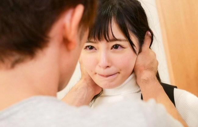 《小倉由菜》天使の19才美少女降臨『カラダは超敏感肌。。。』キスとボディタッチだけでアソコを愛液でぐっしょり!