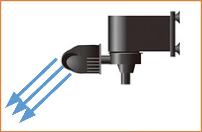 吐水 排水 水の出方 角度