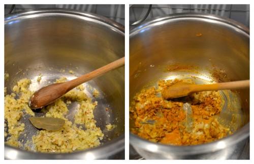 ricetta,ricette,mulligatawny,zuppa,minestra,spezie,curcuma,curry,lenticchie,ceci,vegetariana,cocco,riso,basmati,india