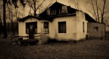 Dwór w którym mieszkał adiutant Józefa Piłsudskiego Janusz Olszamowski