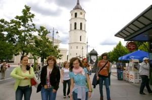 Byliśmy zachwyceni gościnnością mieszkańców Wileńszczyzny!