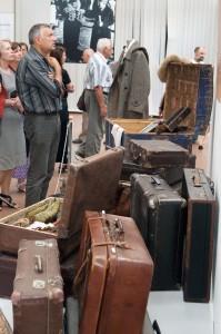 Podstawowym celem wystawy było pokazać, co zabierali ze sobą ludzie jadący ze starej ojczyzny do nowej Fot. Marian Paluszkiewicz