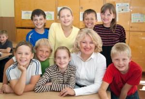 Choć nie marzyła o pracy nauczyciela, bardzo ją pokochała i nigdy nie żałowała wyboru  Fot. Marian Paluszkiewicz