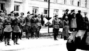 Armia Czerwona zadała cios w plecy, polskim żołnierzom walczącym z wojskiem III Rzeszy  Fot. archiwum