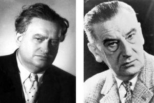 Stanisław Cat-Mackiewicz i Józef Mackiewicz