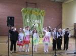 Występ przedszkolaków z Mościszek