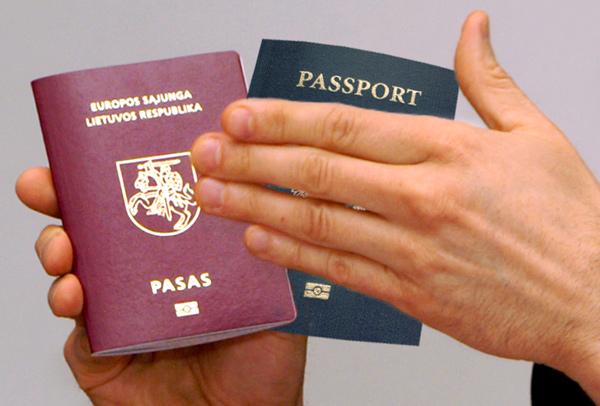 Podwójne obywatelstwo – dla wszystkich dzieci, które nabyły obywatelstwo litewskie w chwili urodzenia
