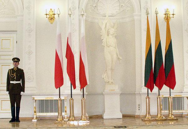 Litewska Niepodległość — polskie niepokoje