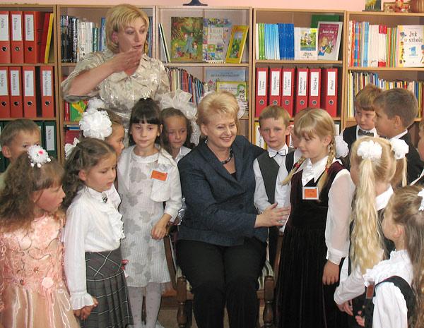 Polskie szkoły pokładają nadzieję w prezydent