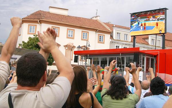 Eurobasket 2011: związane ręce przedsiębiorców