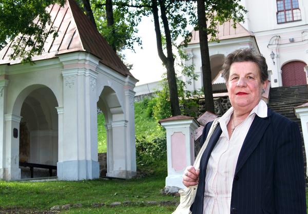 Julitta Tryk — pół wieku z gazetą: praca i pasja