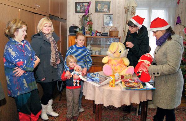 Jak krasnale zrobiły dzieciom Święto…